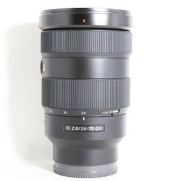Used Sony 24-70mm F/2.8 GM FE thumbnail