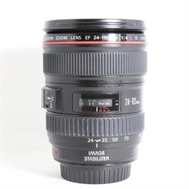 Used Canon 24-105mm F/4L IS USM thumbnail
