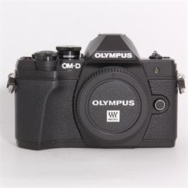 Used Olympus E-M10 Mark III Body thumbnail