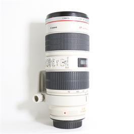 Used Canon 70-200mm F/2.8L IS USM thumbnail