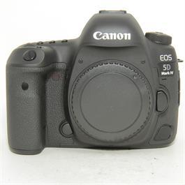 Used Canon 5D Mark IV Body thumbnail