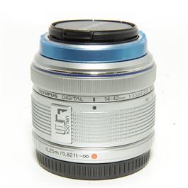 Used Olympus 14-42mm f3.5-5.6 II R Lens thumbnail