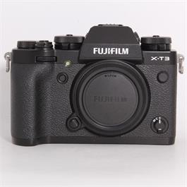Used Fujifilm X-T3 Body thumbnail