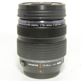 Used Olympus 12-40mm f/2.8 PRO Lens thumbnail