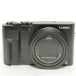 Panasonic Used TZ100 Compact Camera Black thumbnail
