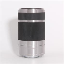 Used Sony 55-210mm f/4.5-6.3 OSS (E) thumbnail