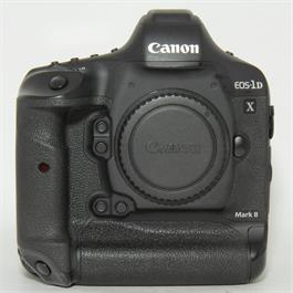 Used Canon 1DX Mark II Body thumbnail