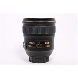 Used Nikon 24mm F/1.4G thumbnail