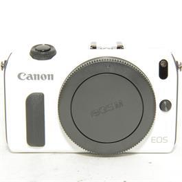 Used Canon EOS-M Body White thumbnail