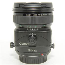 Used Canon TS-e 45mm f2.8 Lens thumbnail
