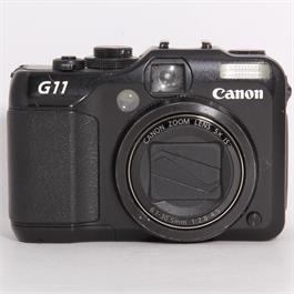 Used Canon G11 thumbnail