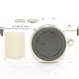 Used Olympus Pen E-PL7 Camera Body White thumbnail