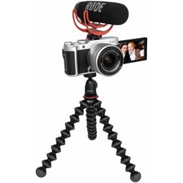 Fujifilm X-A7 Camera with 15-45mm lens in Vlogger kit thumbnail