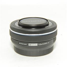 Used Olympus 14-42mm f3.5-5.6 Lens Black thumbnail