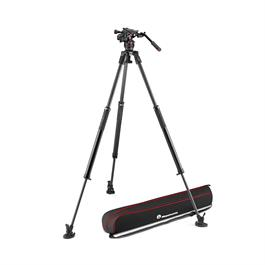 Manfrotto Nitrotech 612 series with 635 Fast Single Leg Carbon Tripod thumbnail