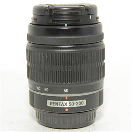 Used Pentax DAL 50-200mm f4/5.6 ED Lens thumbnail