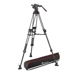 Manfrotto Nitrotech 612 series with 645 Fast Twin Carbon Tripod thumbnail