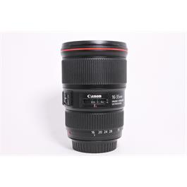 Used Canon 16-35mm F/4L IS USM thumbnail