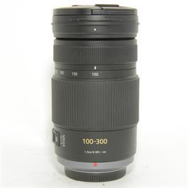 Used Panasonic 100-300mm f4-5.6 Lens thumbnail