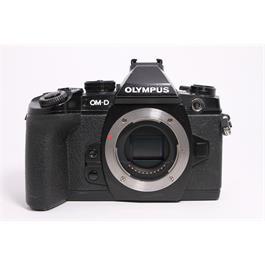 Used Olympus E-M1 thumbnail