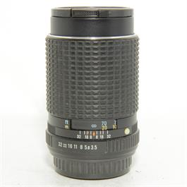Used Pentax 135mm f3.5 SMC-M Lens thumbnail