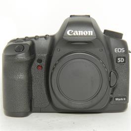 Used Canon 5D II Body thumbnail