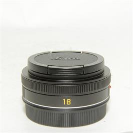 Used Leica 18mm f2.8 Elmarit-TL Lens thumbnail