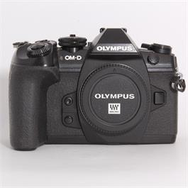 Used Olympus E-M1 Mark II Body thumbnail