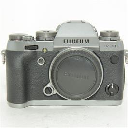 Fujifilm Used Fuji X-T1 Graphite Silver Edition thumbnail