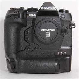 Used Olympus OM-D E-M1X Body thumbnail