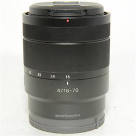 Used E Sony 16-70mm F4 ZA OSS Lens thumbnail