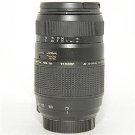 Used Tamron 70-300mm f4-5.6 Di Nikon Fit thumbnail