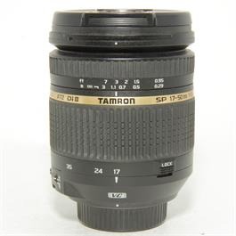 Used Tamron 17-50mm F/2.8 VC Nikon Fit thumbnail