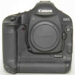 Used Canon 1D Mark IV Body thumbnail