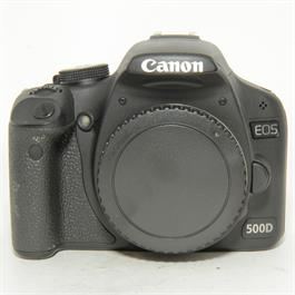 Used Canon Eos 500D Body thumbnail