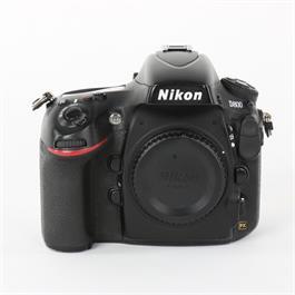Used Nikon D800 Body thumbnail
