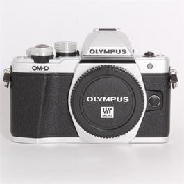 Used Olympus E-M10 II Body thumbnail
