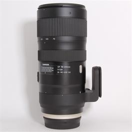 Used Tamron 70-200mm f/2.8 Di VC USD G2 - Canon thumbnail