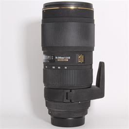 Used Sigma 70-200m f2.8 EX APO DG HSM II - Nikon thumbnail
