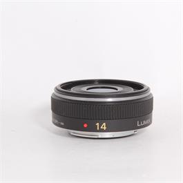 Used Panasonic 14mm f/2.5 thumbnail