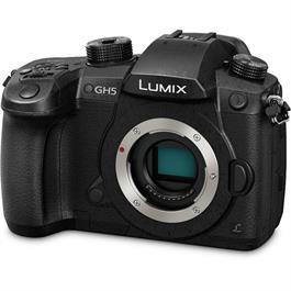 Panasonic GH5 Camera Body with 12-35 lens f/2.8 + BLF19 battery kit Black thumbnail
