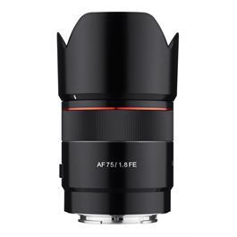 Samyang AF 75mm f/1.8 FE Lens Sony E Mount thumbnail