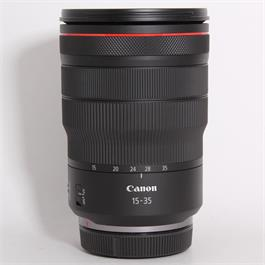 Used Canon 15-35mm f/2.8L IS USM (RF) thumbnail