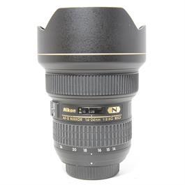 Used Nikon 14-24mm F/2.8G thumbnail
