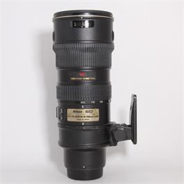 Used Nikon 70-200mm f/2.8G ED VR thumbnail