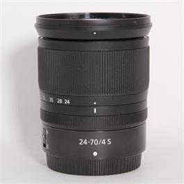 Used Nikon 24-70mm f/4 S (Z) thumbnail