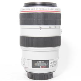Used Canon 70-300mm F/4-5.6L IS USM thumbnail