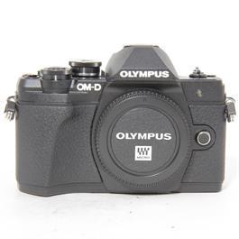 Used Olympus E-M10 Mk III Body thumbnail