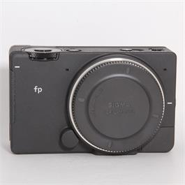 Used Sigma FP Body thumbnail