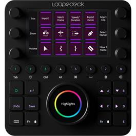 Loupedeck CT Photo Video Editing Console thumbnail